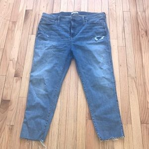 Madewell Stovepipe style size 35 (US size 20) 👖